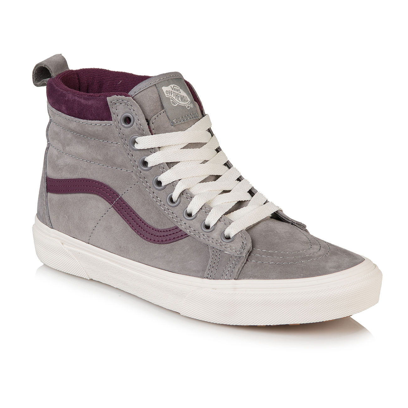 Winter shoes Vans Sk8-Hi MTE frost grey