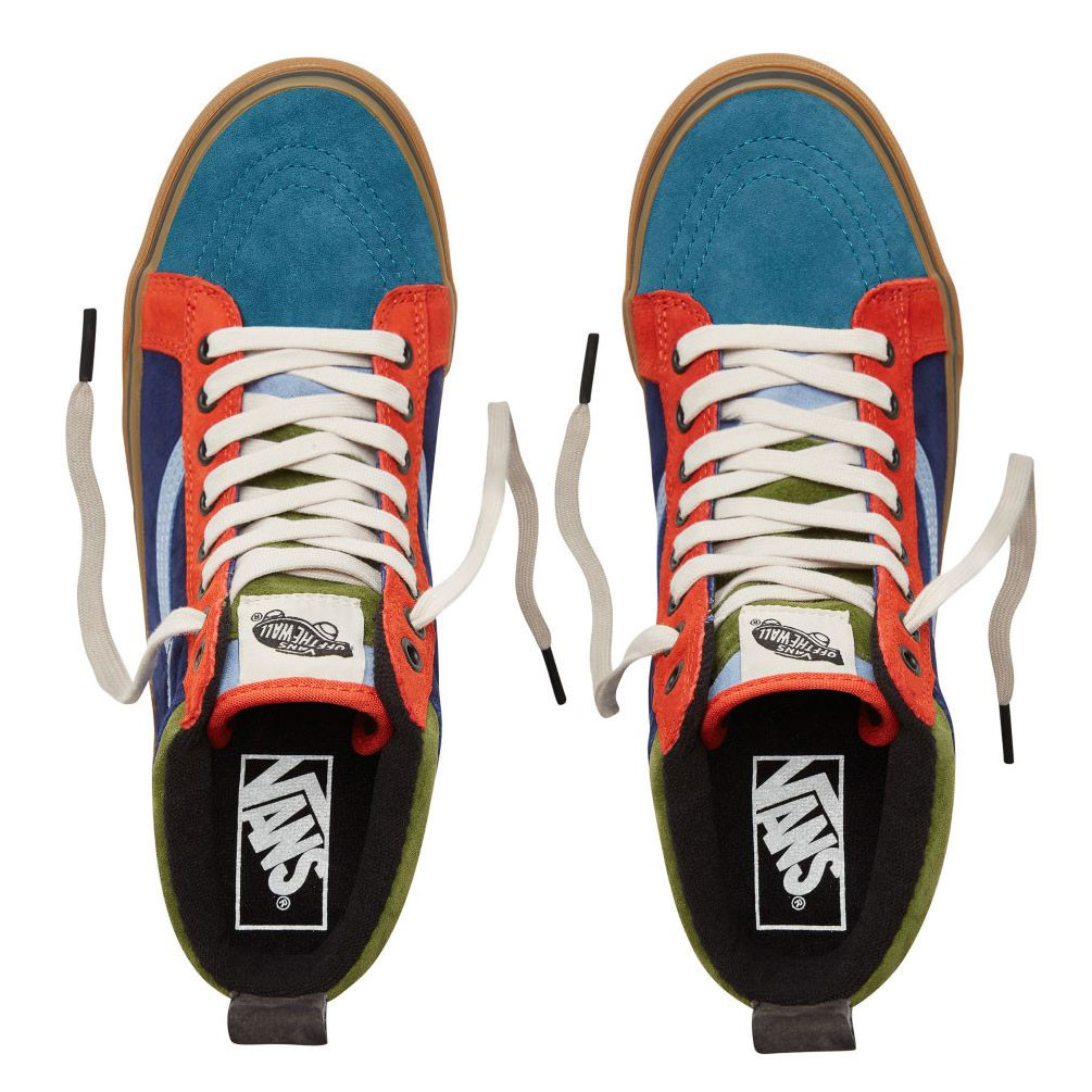 Skate shoes Vans Sk8-Hi Mte medieval