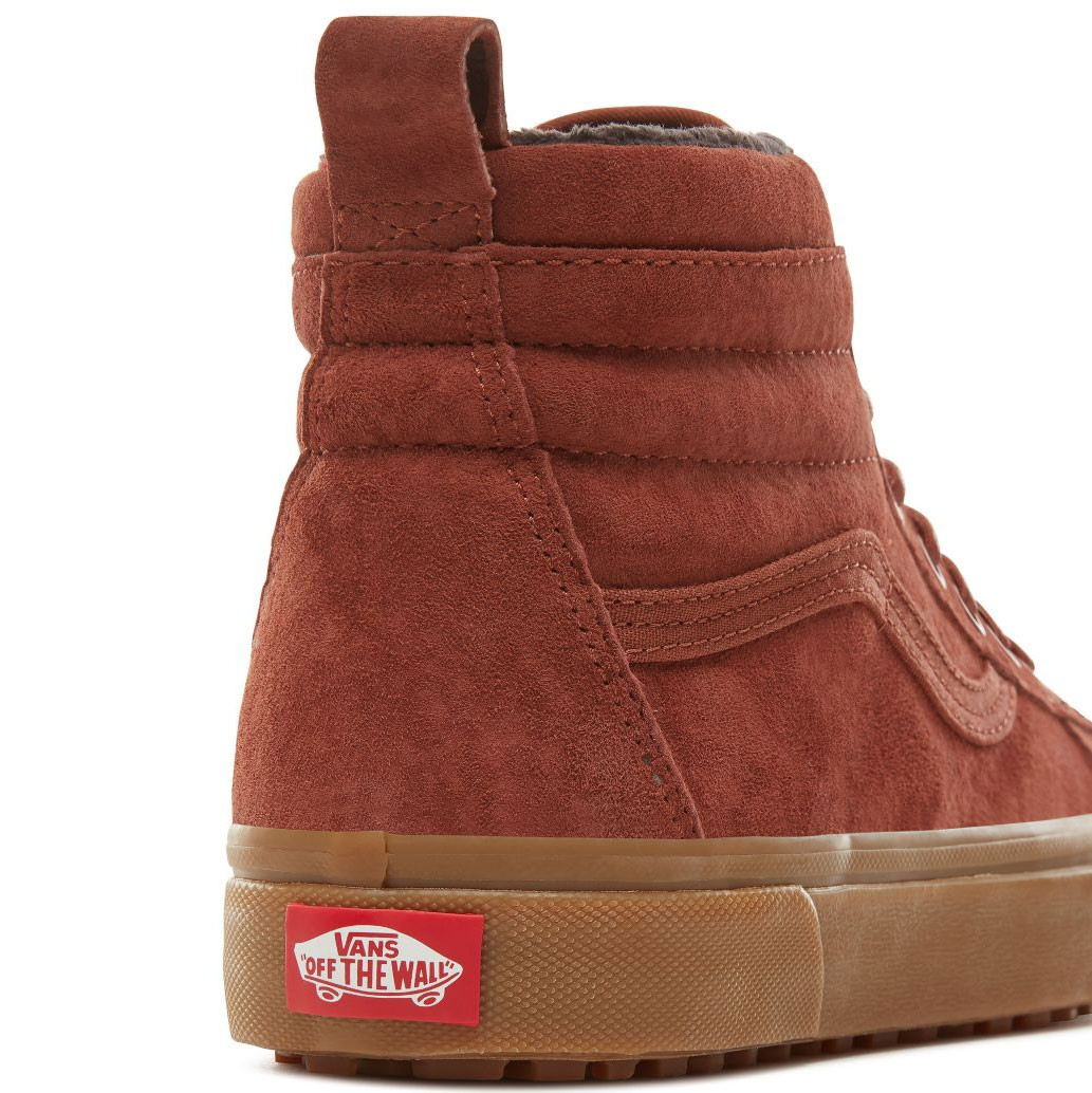 Skate topánky Vans Sk8-Hi Mte sequoia gum  909ac2a1673