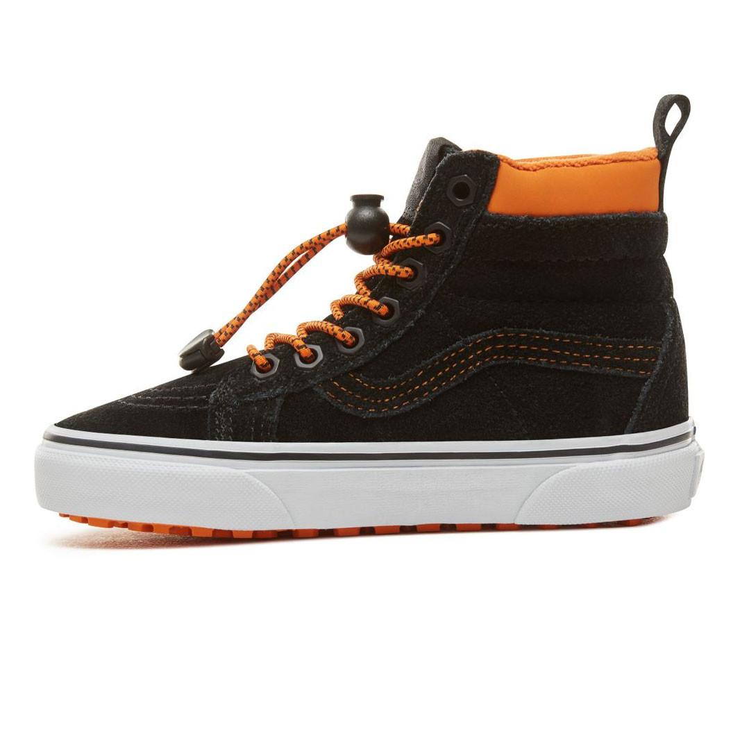 Skate topánky Vans Sk8-Hi Mte toggle orange black  81204d93f4f