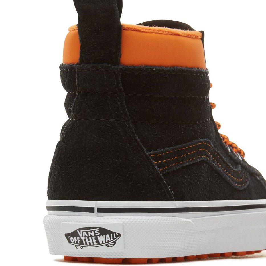 Skate shoes Vans Sk8-Hi Mte toggle orange black  44638e6ead9