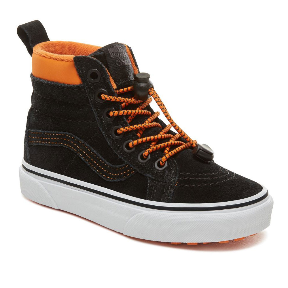 9bfd435bdb Skate shoes Vans Sk8-Hi Mte toggle orange black