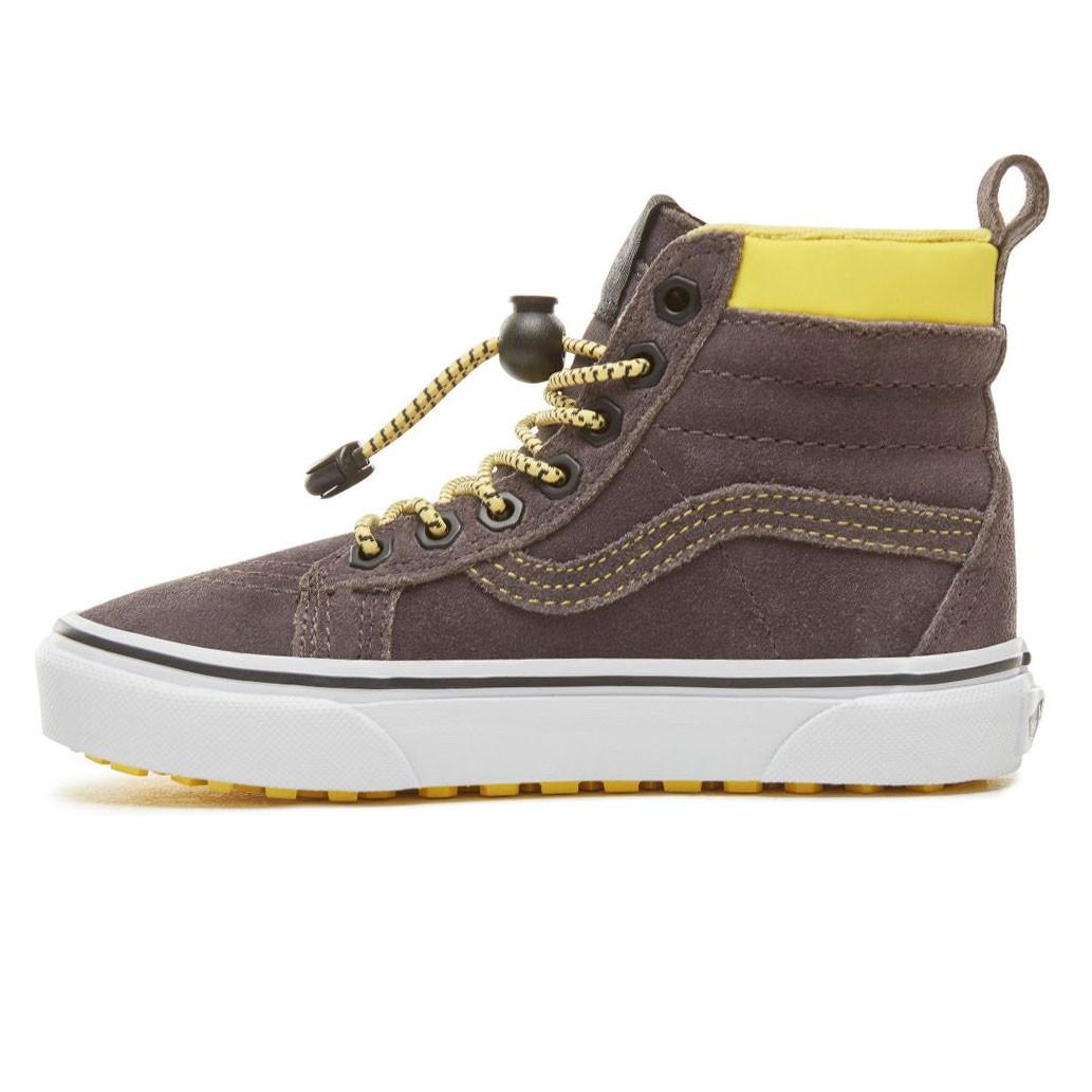 32d7572926647 Skate topánky Vans Sk8-Hi Mte toggle/yellow/grey | Snowboard Zezula