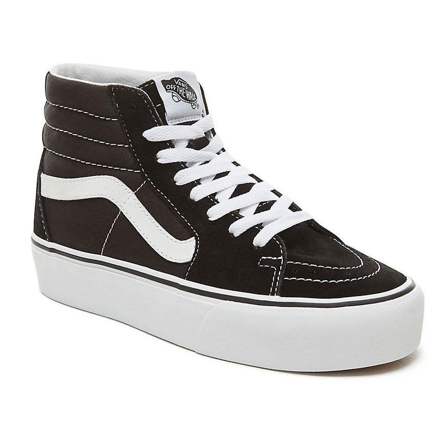 12f23654109b0c Sneakers Vans Sk8-Hi Platform 2 black true white