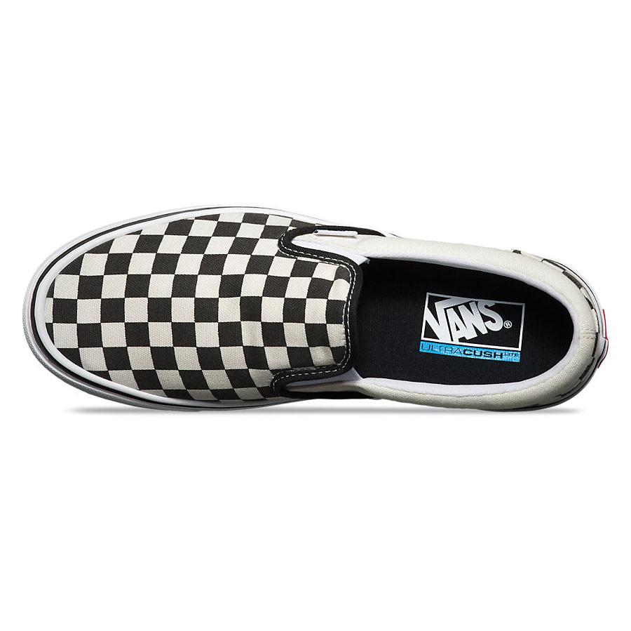 0996f91842 Sneakers Vans Slip-On Lite checkerboard black white