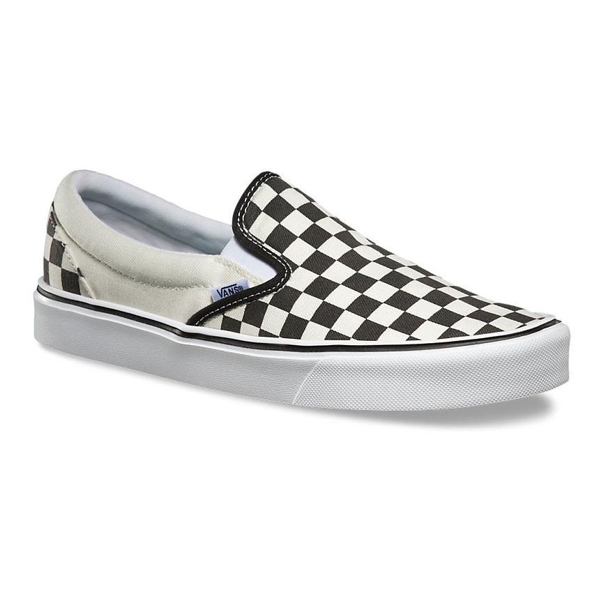 Sneakers Vans Slip-On Lite checkerboard black white  732e7d3fa5a
