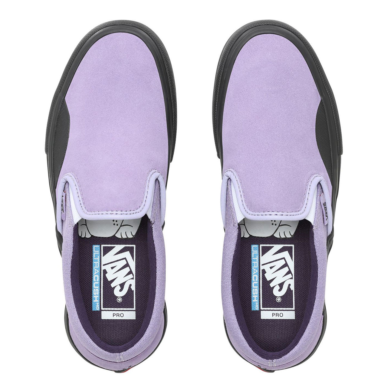 Slip On Pro lizzie armanto daybreakblack