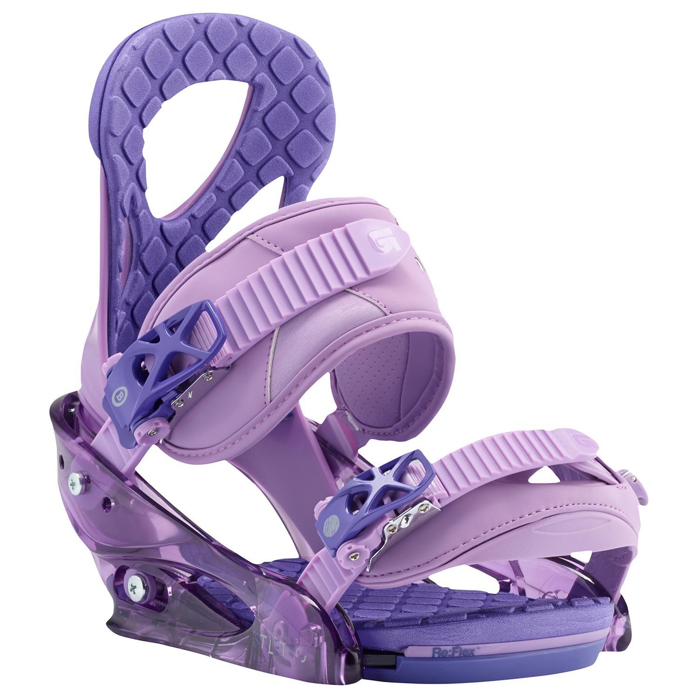 Vázání Burton Stiletto purple