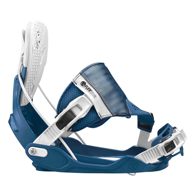 Vázání Flow Five Hybrid blue
