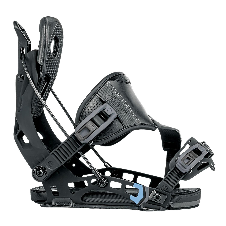 Vázání Flow Nx2 Hybrid black