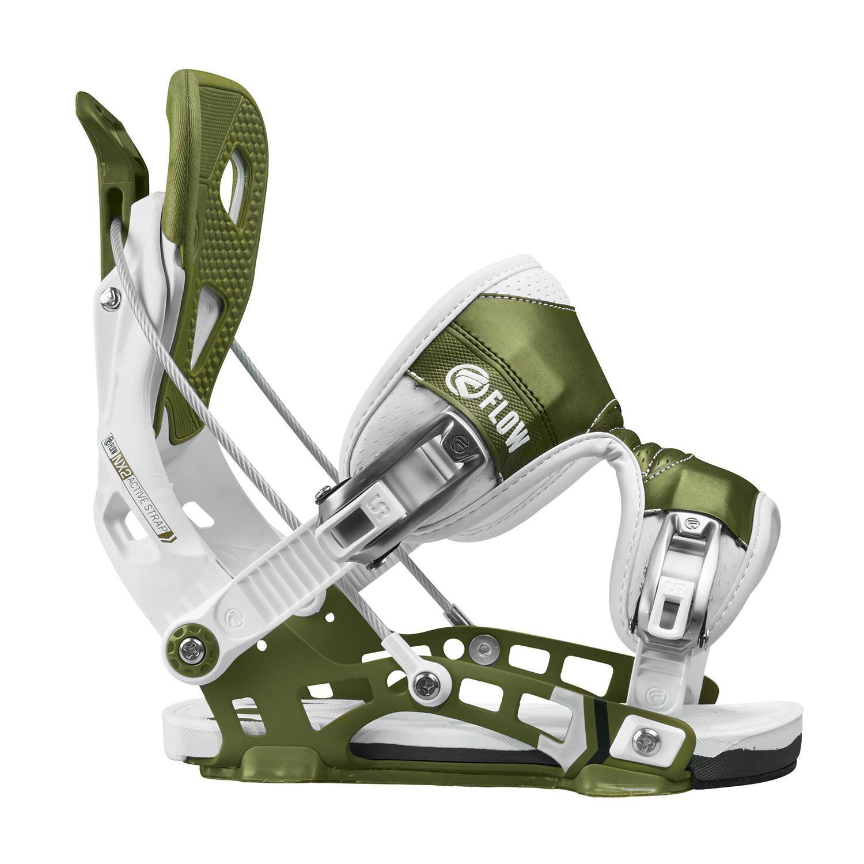 Vázání Flow NX2 white/green