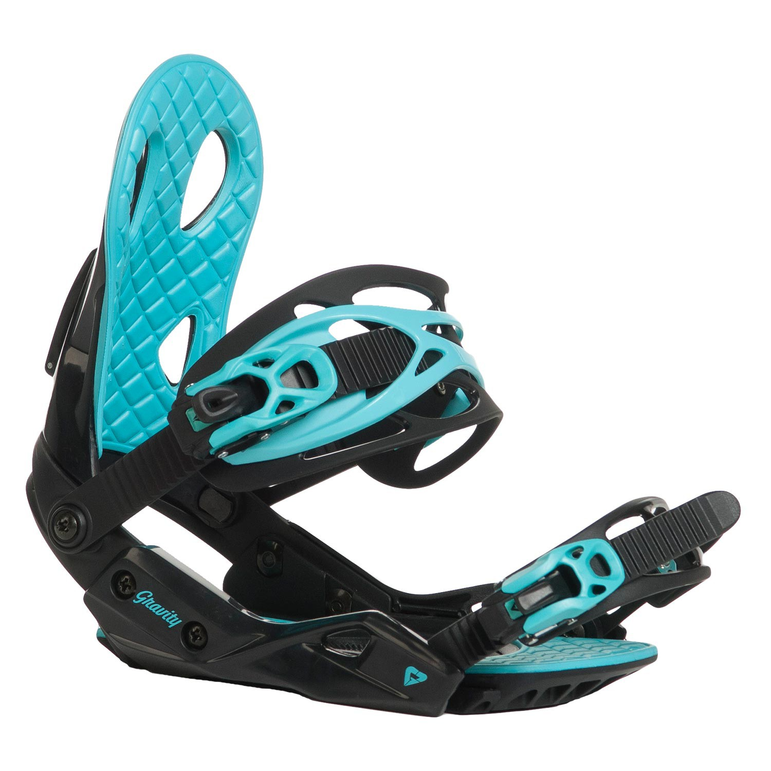 Vázání Gravity G2 Lady black/blue