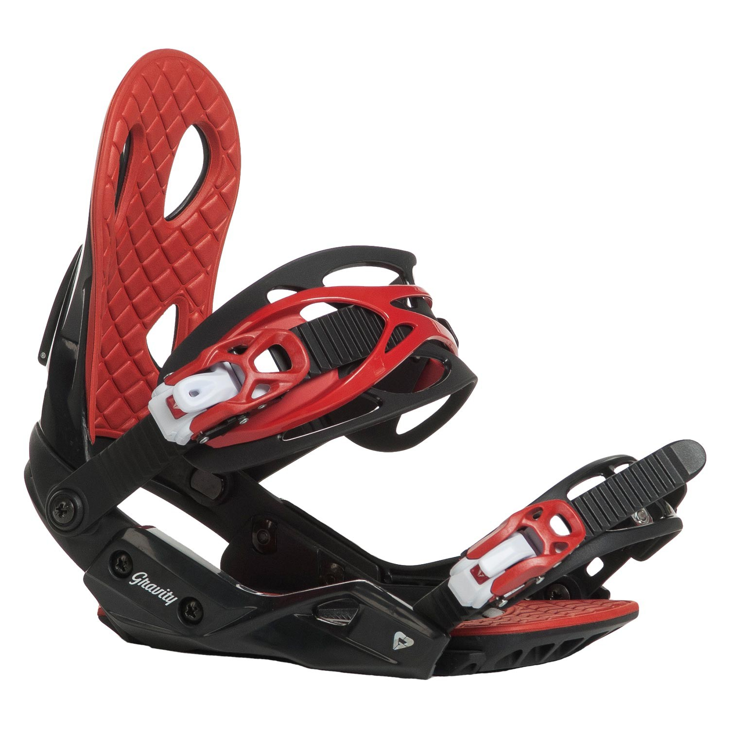 Vázání Gravity G2 Lady black/red