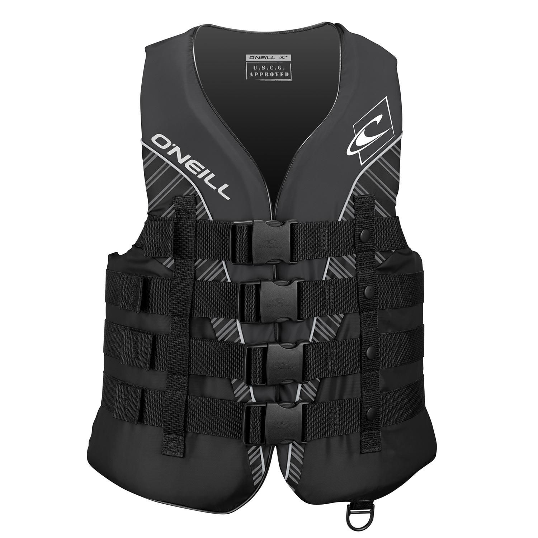Vesta O'Neill Superlite 50N Ce Vest black/black/smoke/white