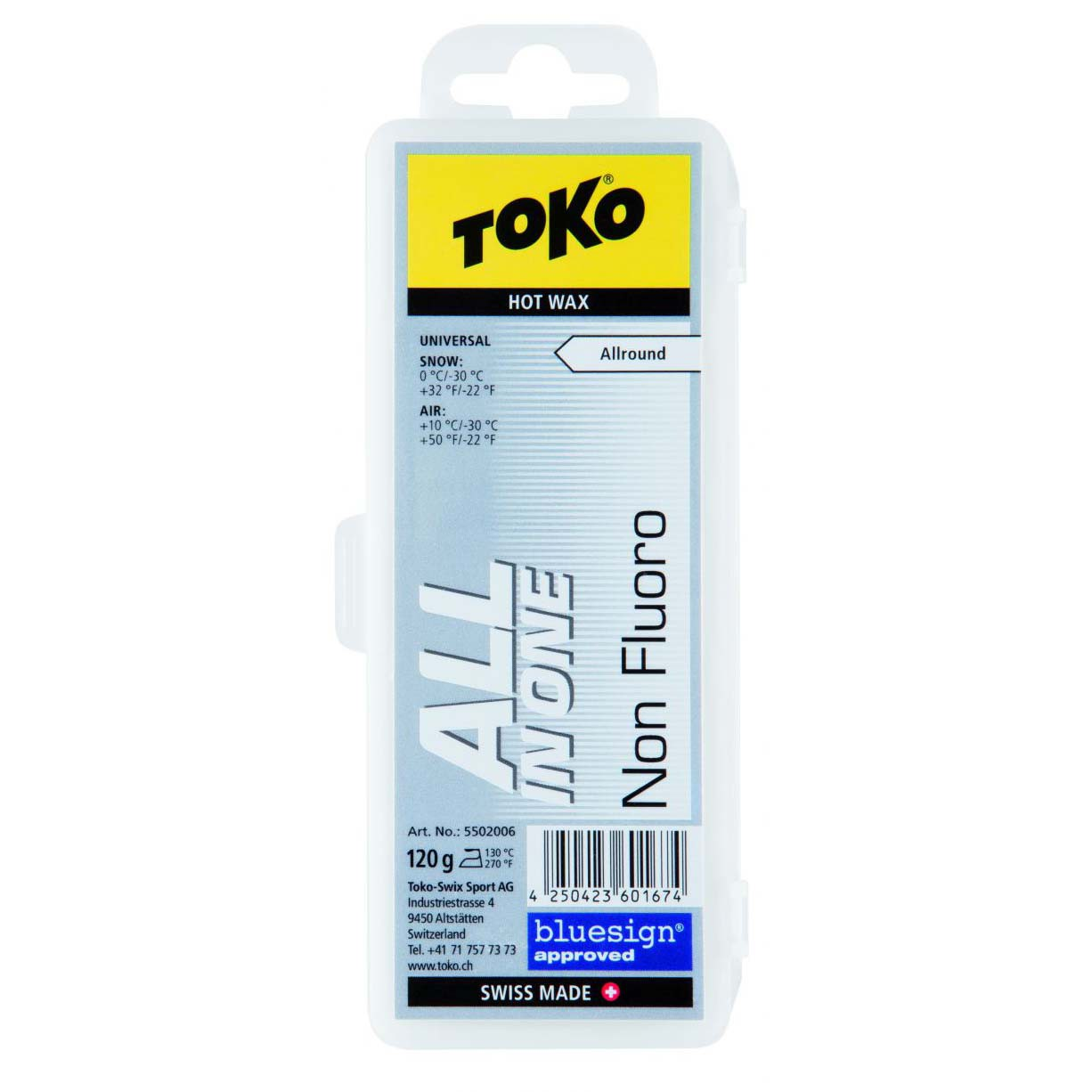 Vosk Toko All In One Hot Wax 120G