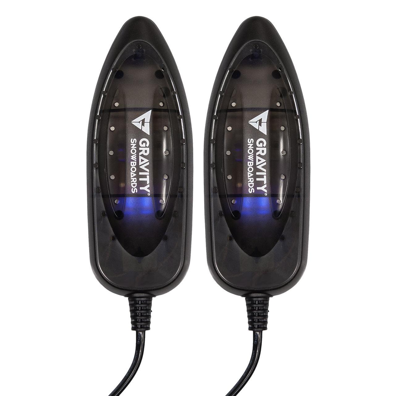 Vysoušeč bot Gravity Boot Dryer black 17/18 + doručení do 24 hodin