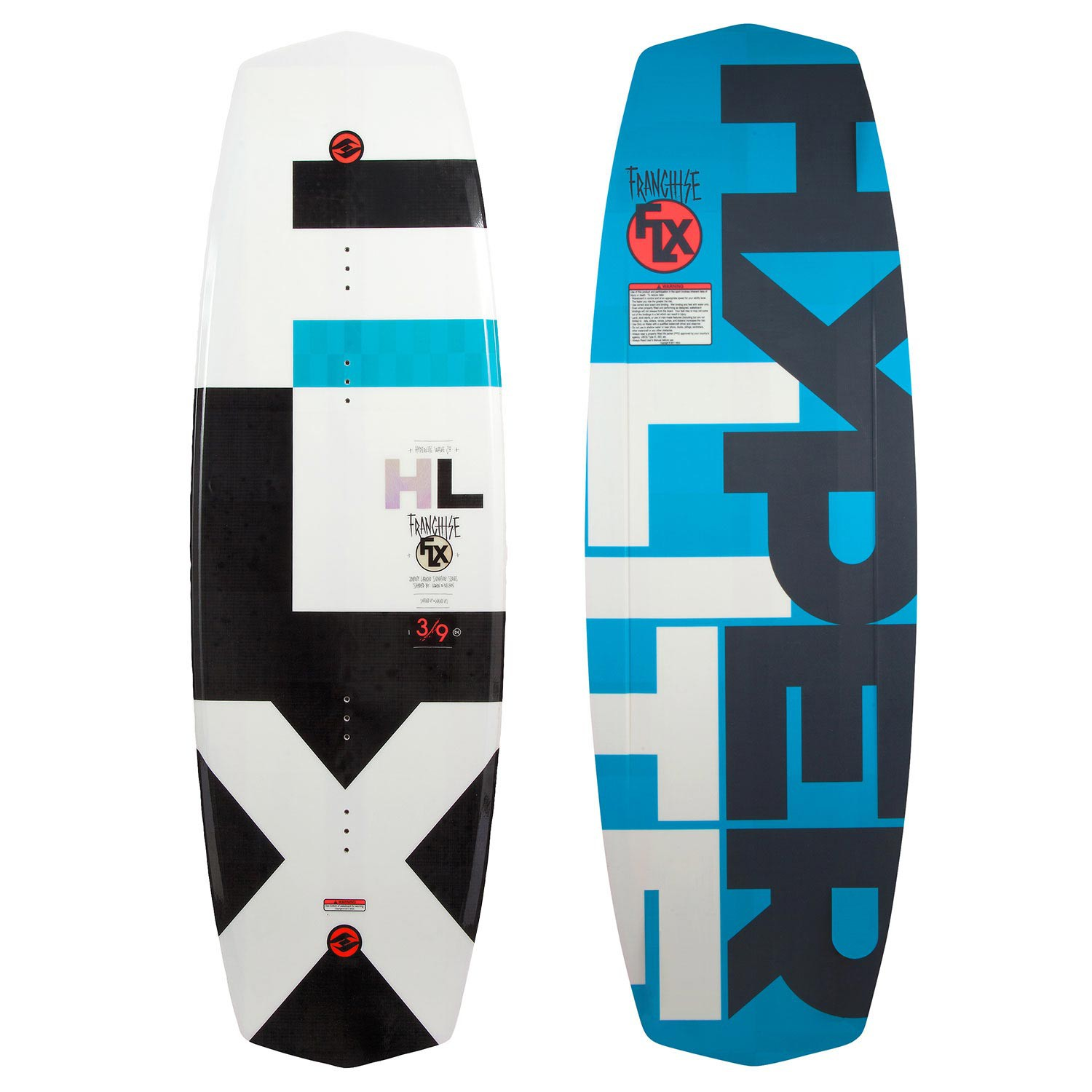 Wakeboard Hyperlite Franchise Flx