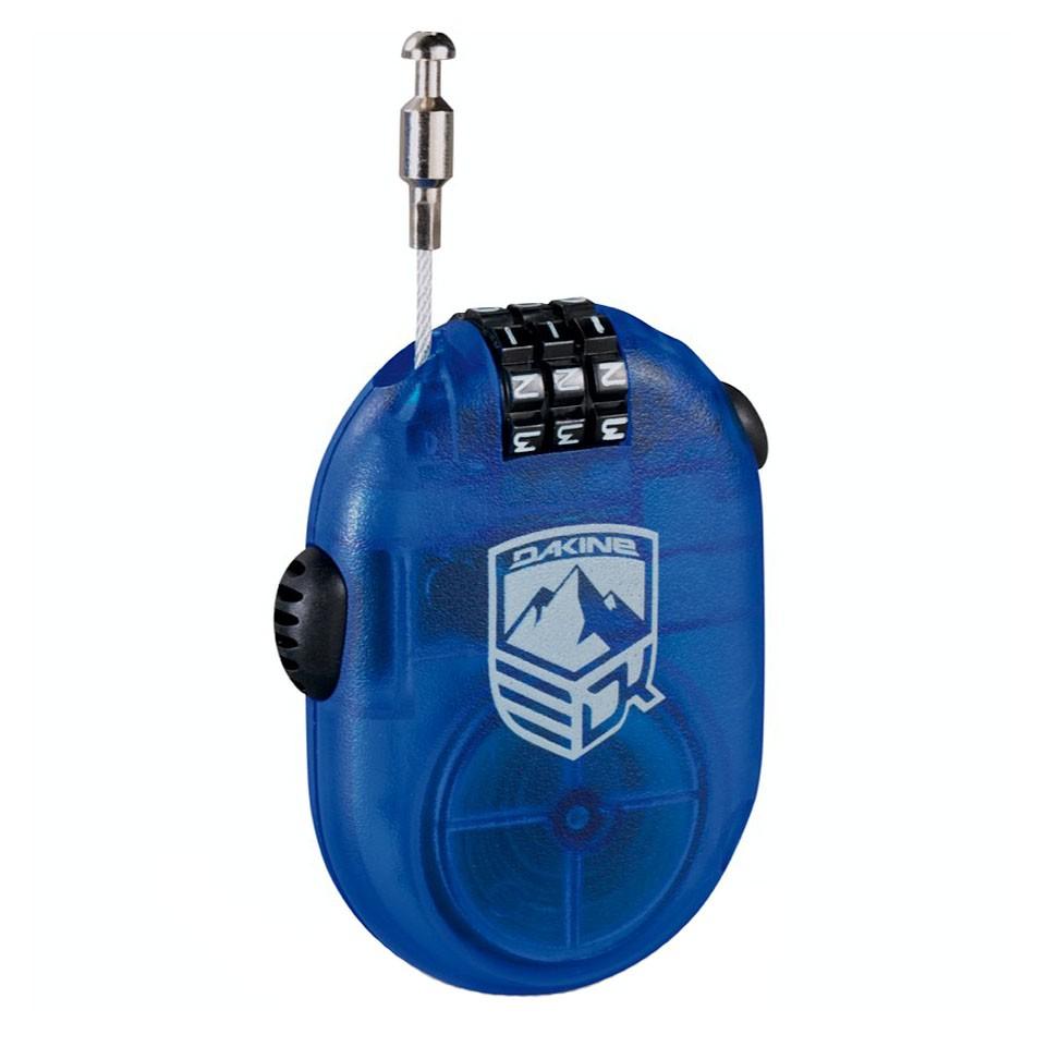 Zámek Dakine Micro Lock blue