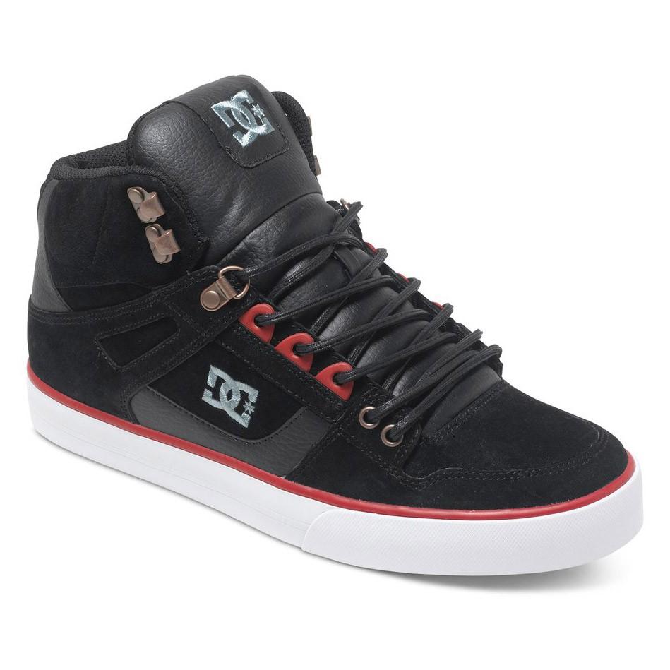 Zimní boty DC Spartan High Wc Wr black