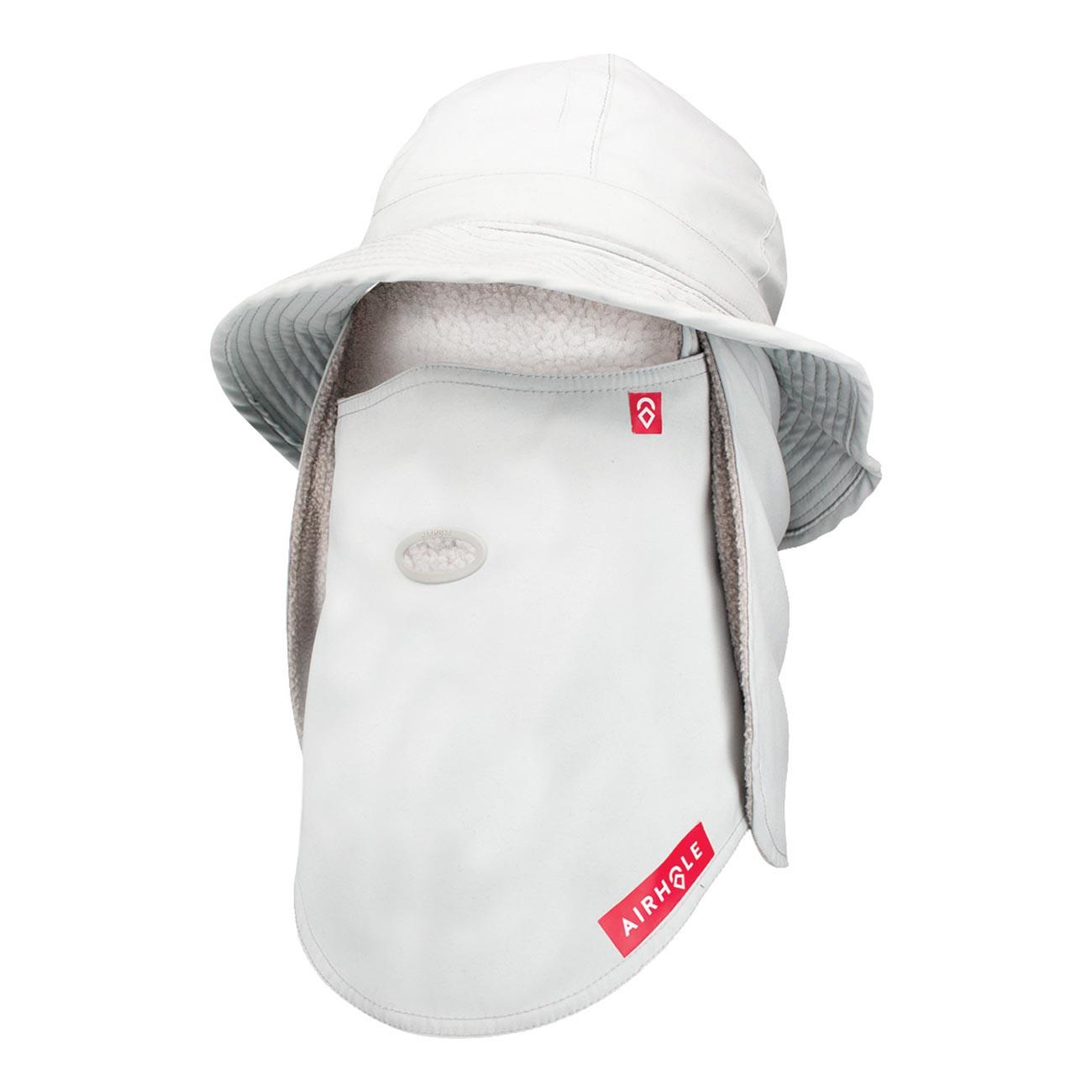 Zimní čepice Airhole Bucket 3 Layer grey  6cfb395455