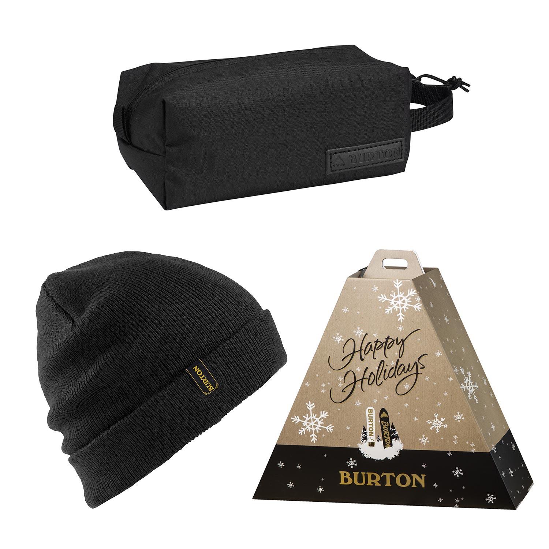 Zimní čepice Burton Basic Pack Ii true black triple ripstop