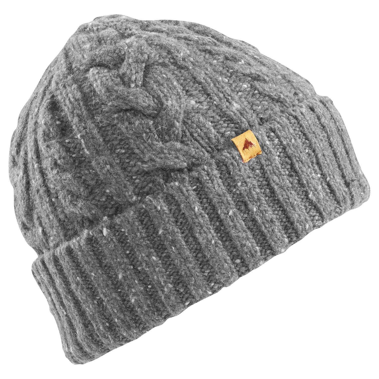 Zimní čepice Burton Bering iron grey