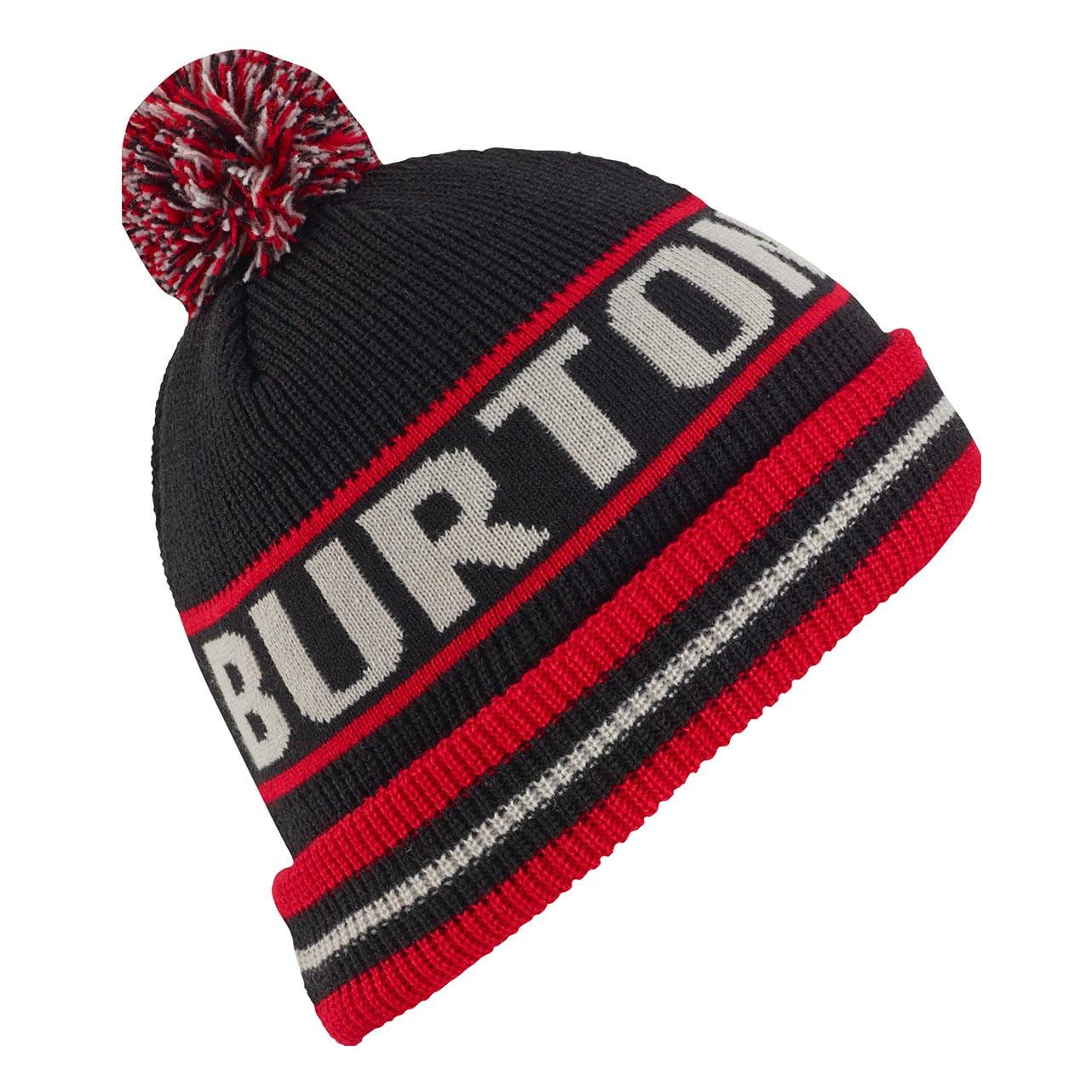 Zimní čepice Burton Boys Trope true black