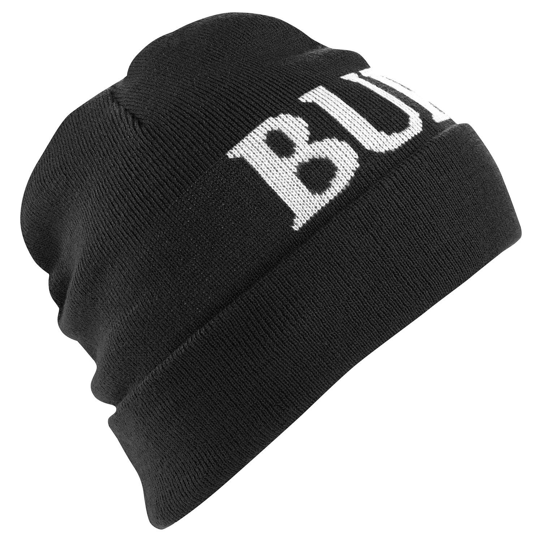 Zimní čepice Burton Duxbury true black