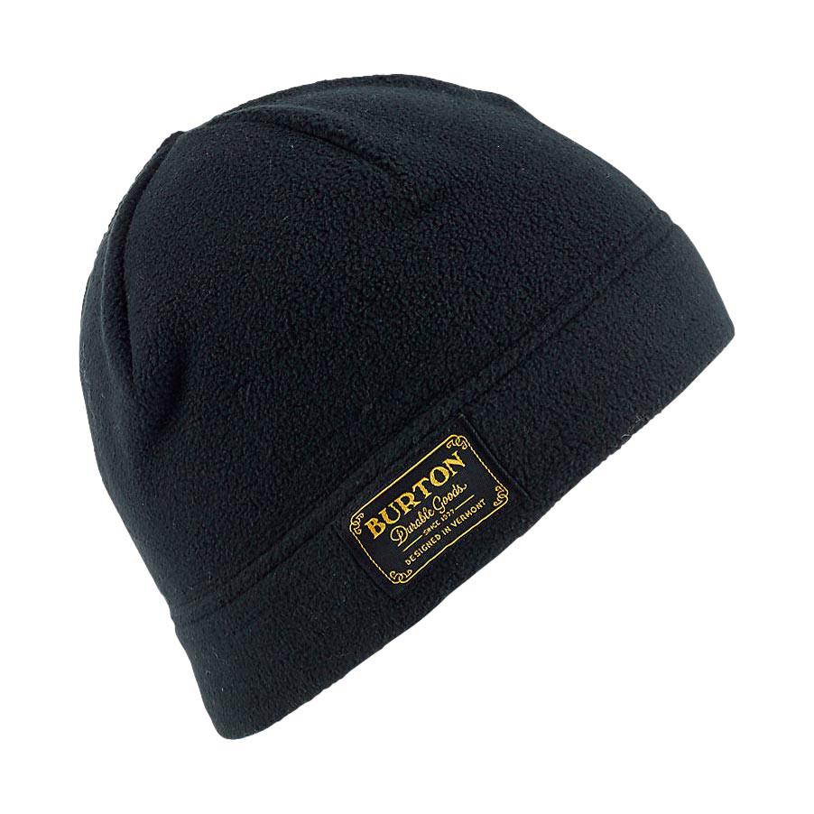 Zimní čepice Burton Ember Fleece true black