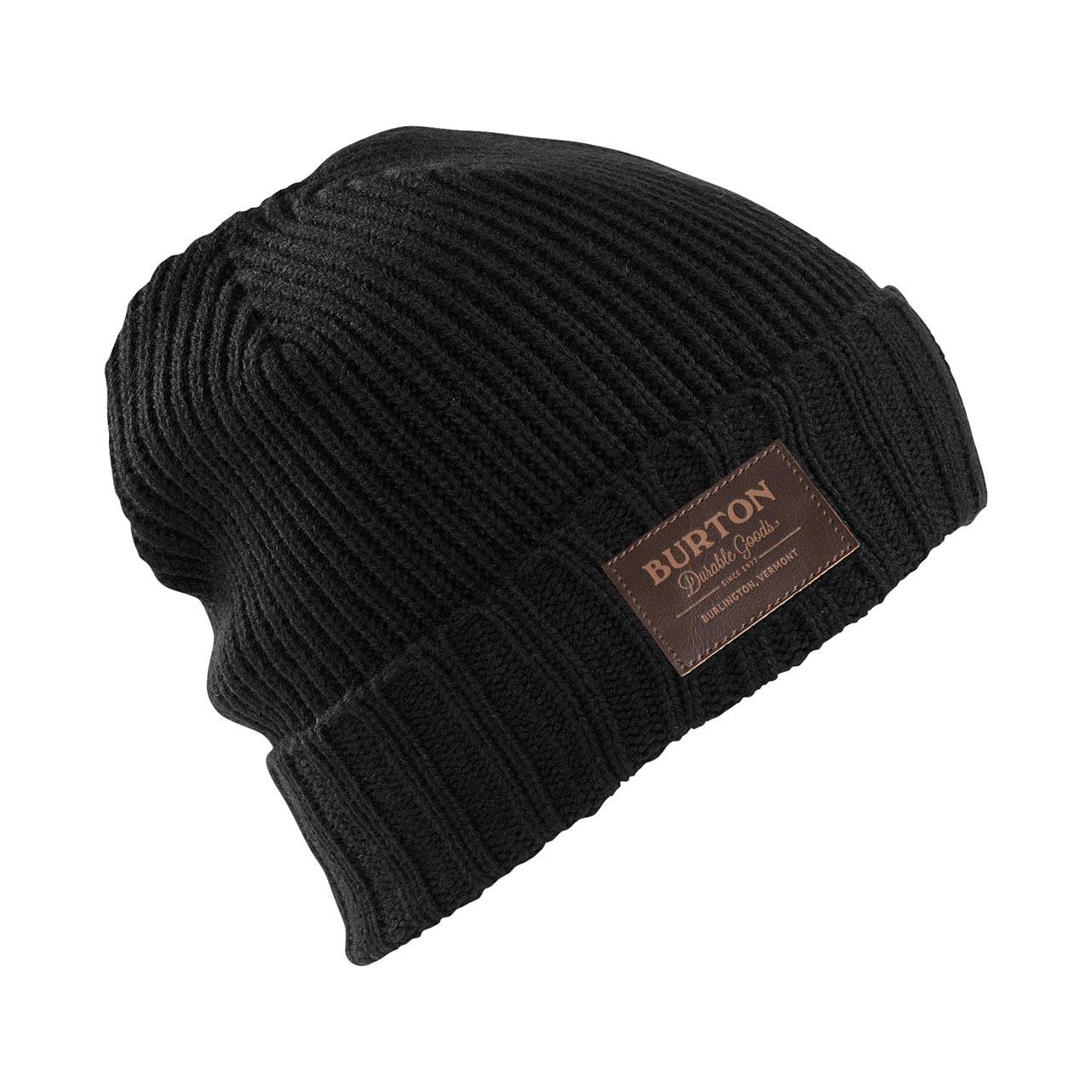 Zimní čepice Burton Gringo true black