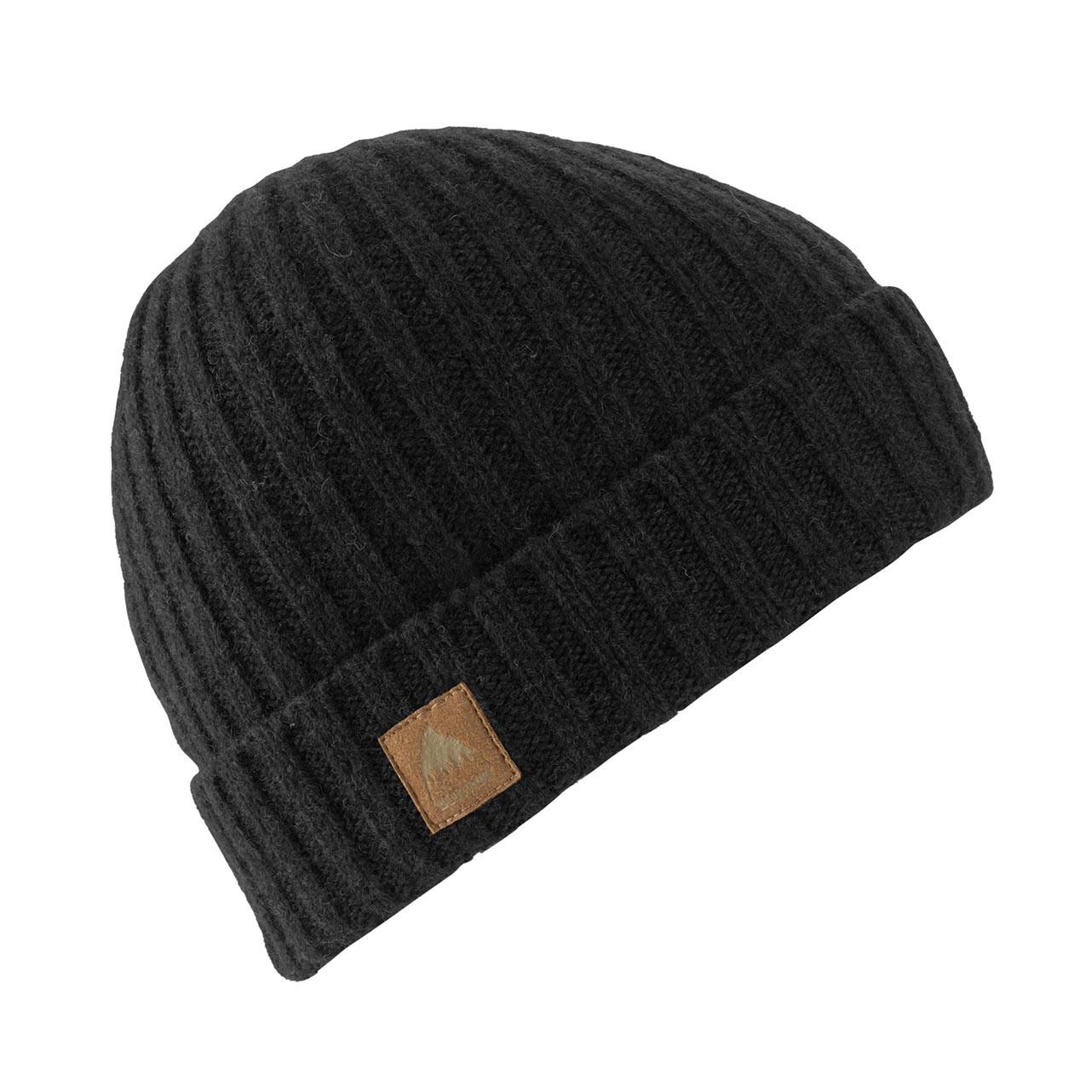 Zimní čepice Burton Taft true black