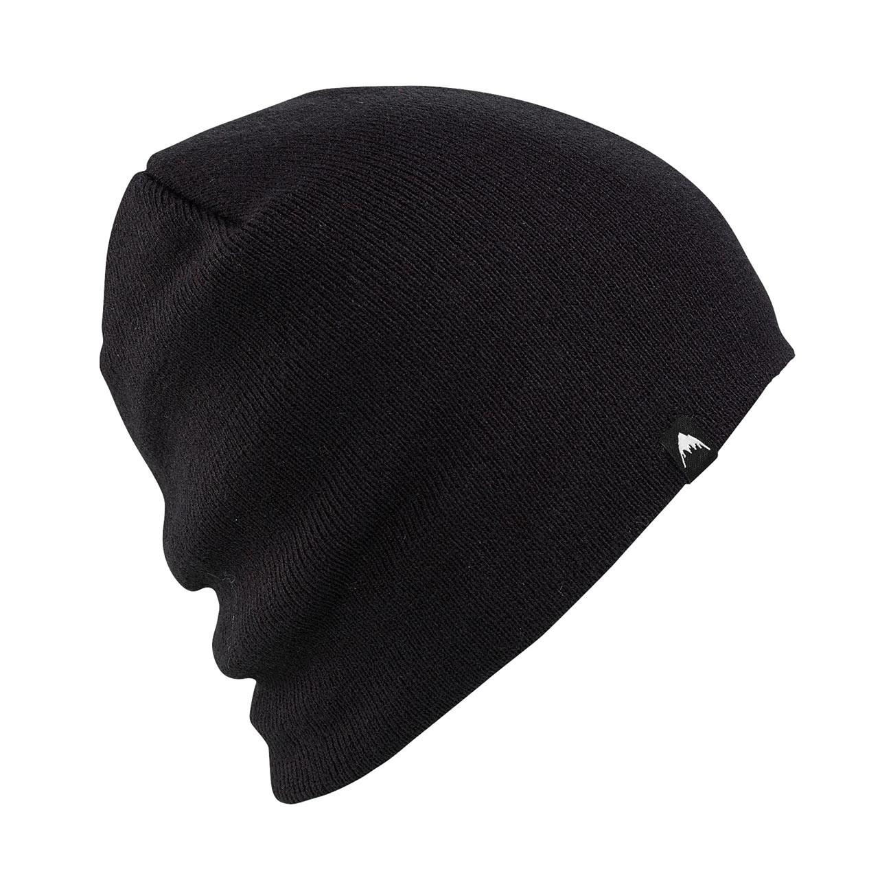 Zimní čepice Burton Tech true black