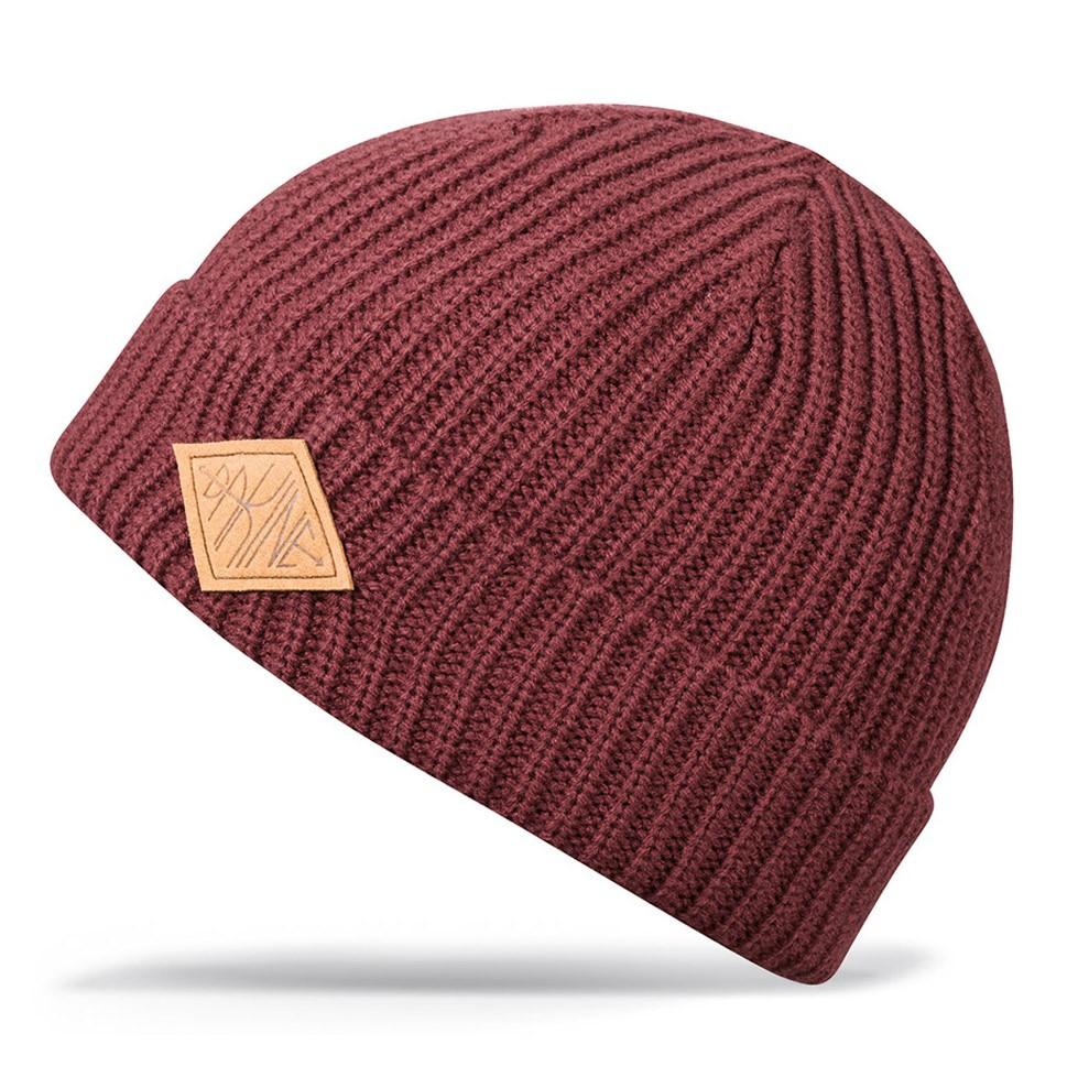 Zimní čepice Dakine Homer garnet