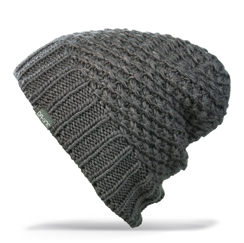 Zimní čepice Dakine Kate charcoal