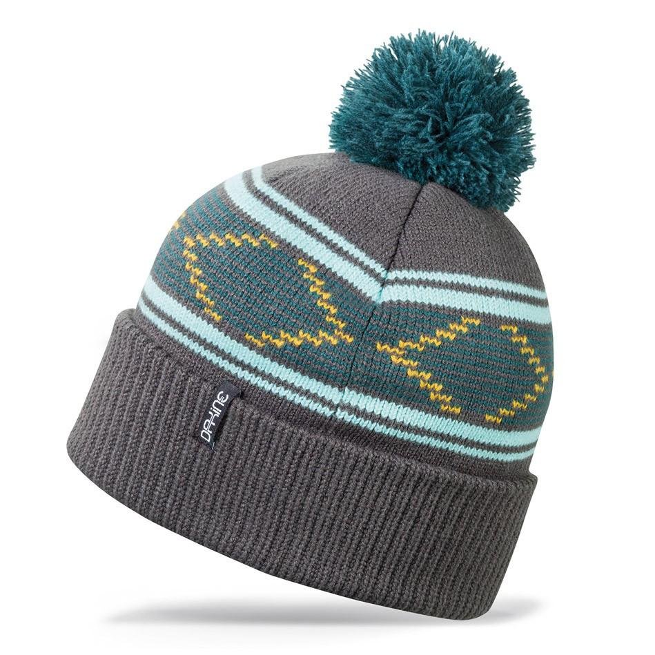 Zimní čepice Dakine Rowe charcoal