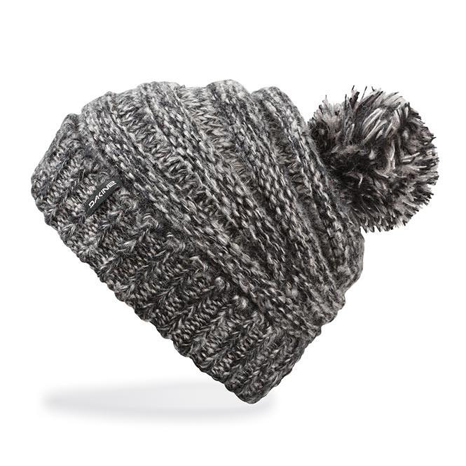 Zimní čepice Dakine Scrunch black mix