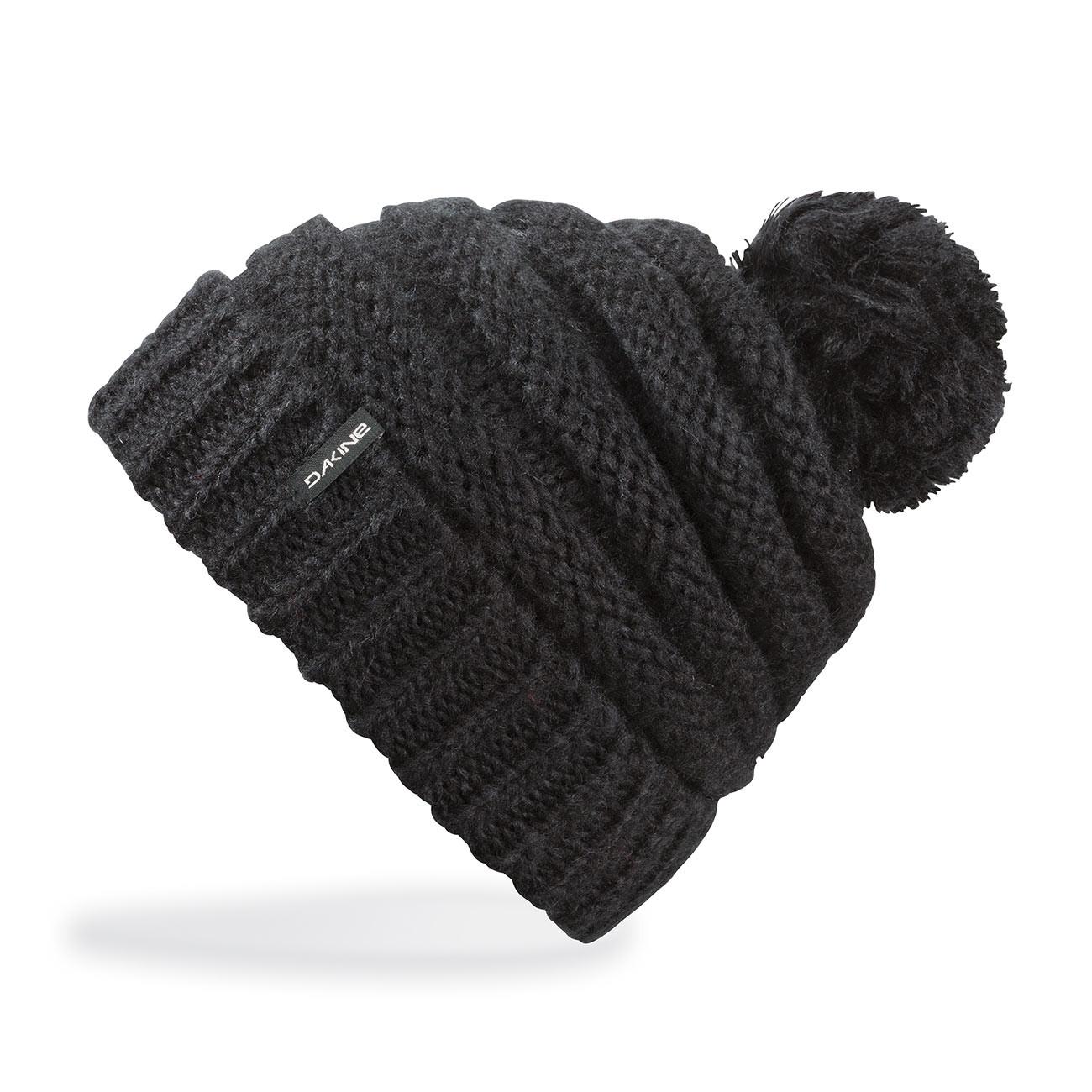 Zimní čepice Dakine Scrunch black