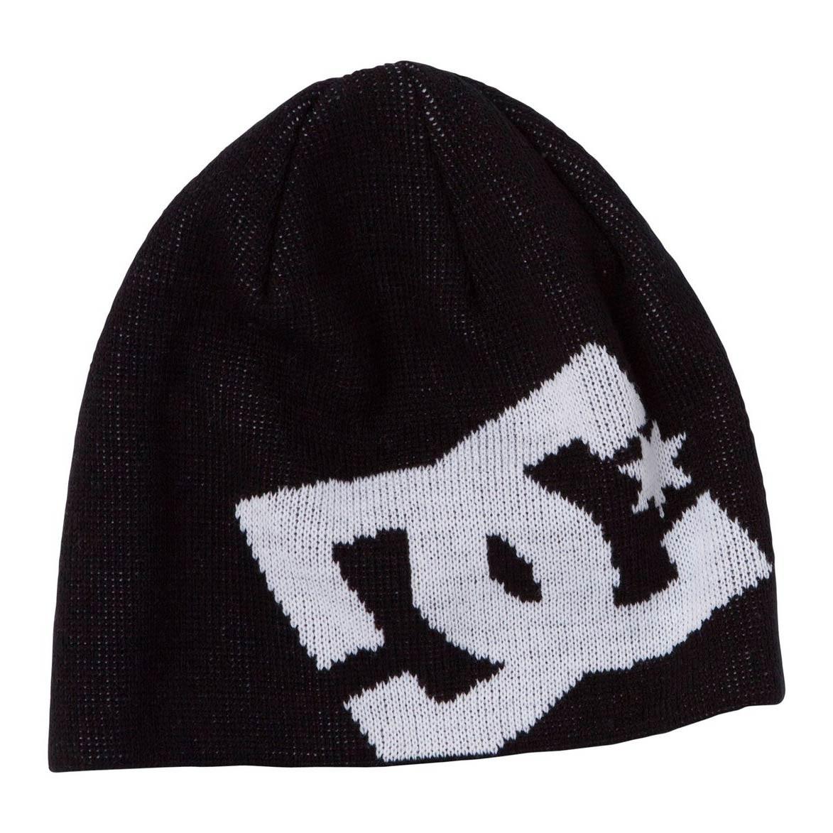 71c7350a7 Zimná čiapka DC Big Star black | Snowboard Zezula