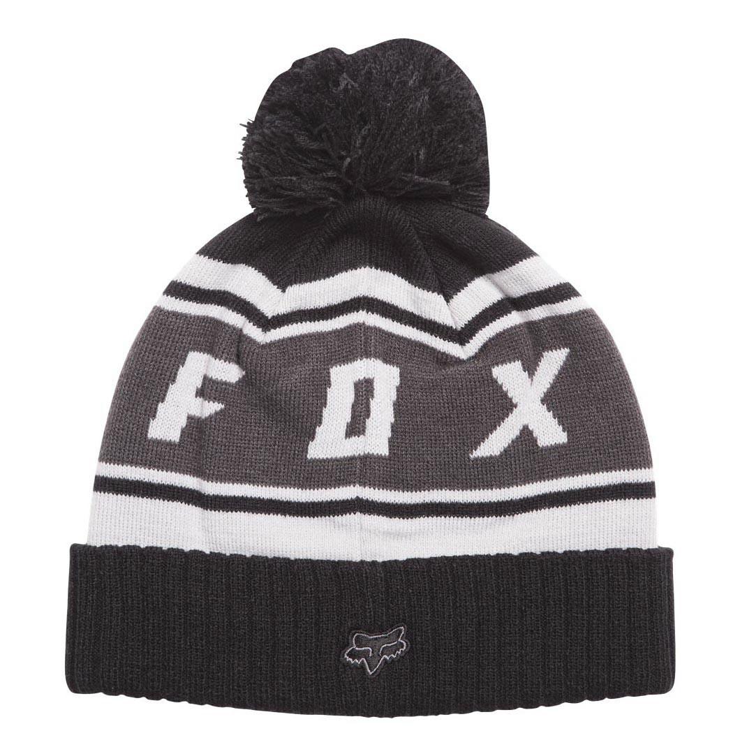 Zimní čepice Fox Black Diamond Pom black