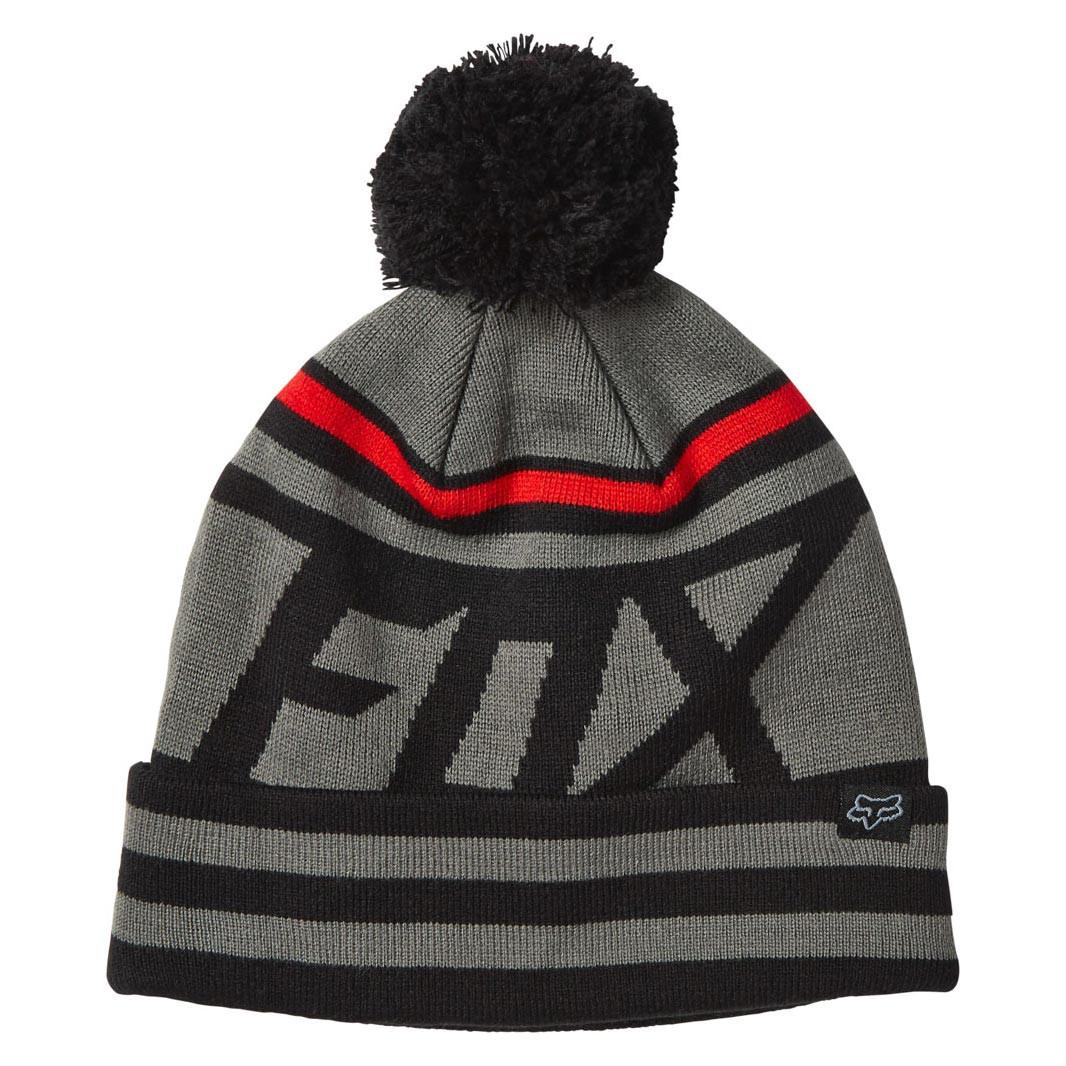 Zimní čepice Fox Fist Up black