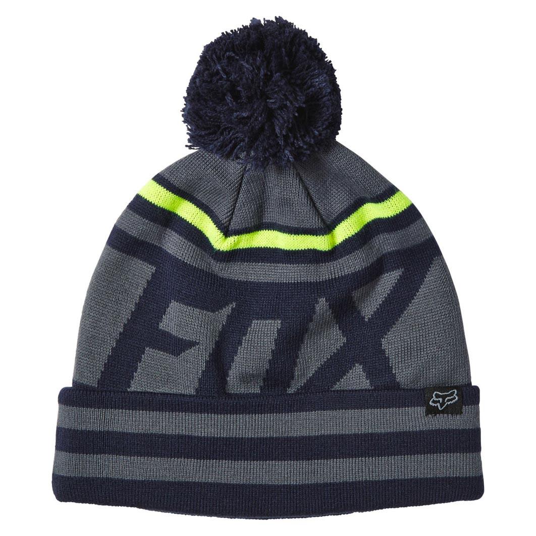 Zimní čepice Fox Fist Up pewter 16/17 + doručení do 24 hodin