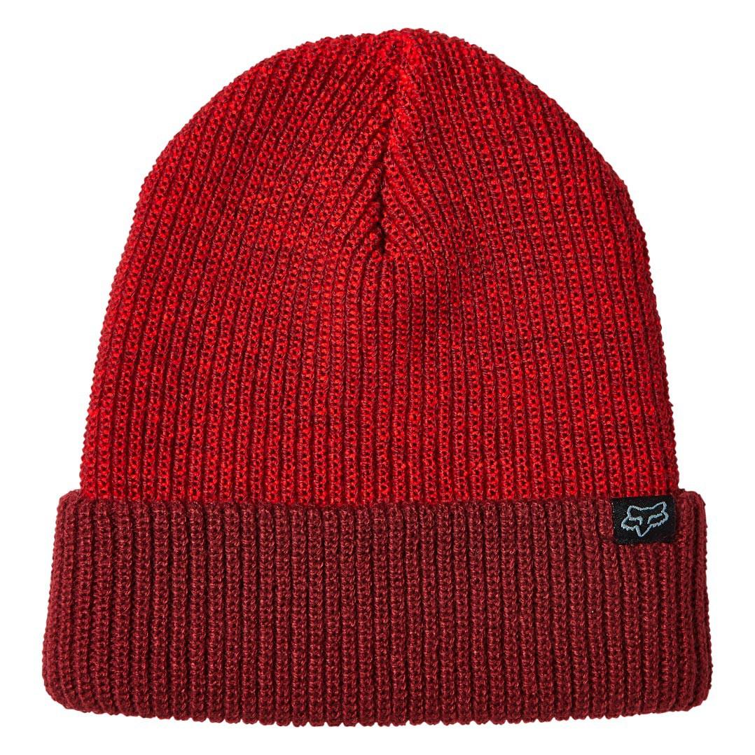 Zimní čepice Fox Incubator flame red
