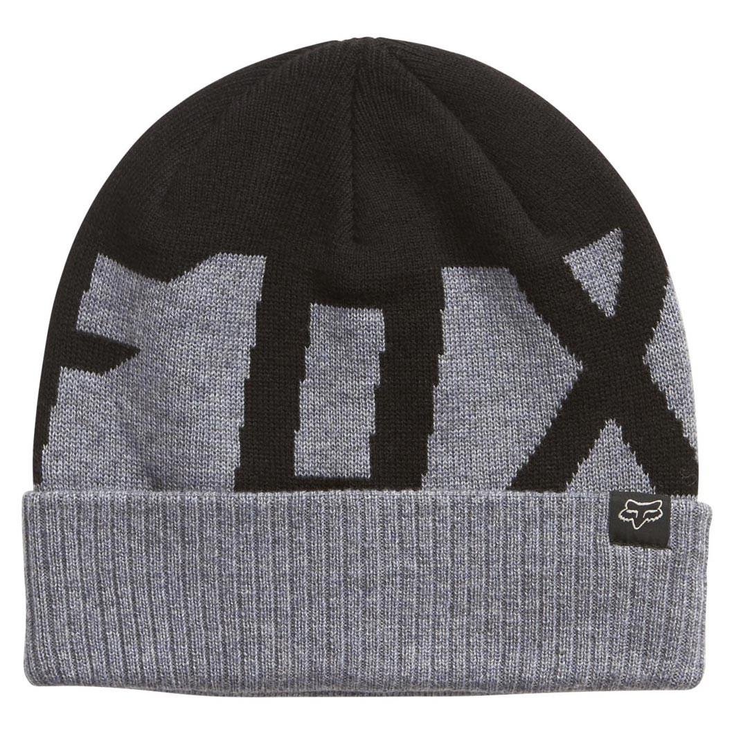 Zimní čepice Fox Ridge Wool black