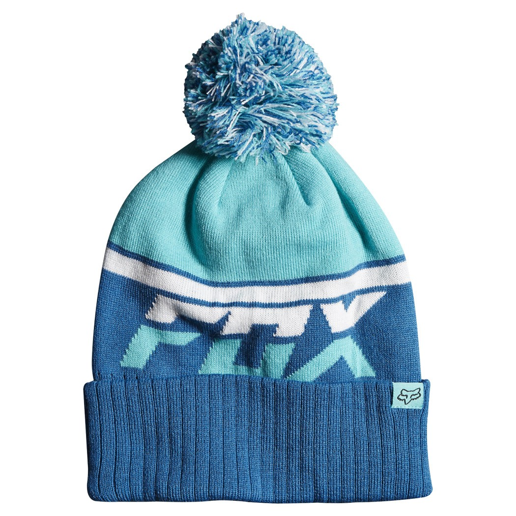 Zimní čepice Fox Rize blue steel