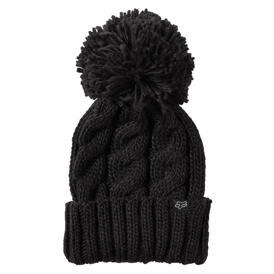 Zimní čepice Fox Valence black