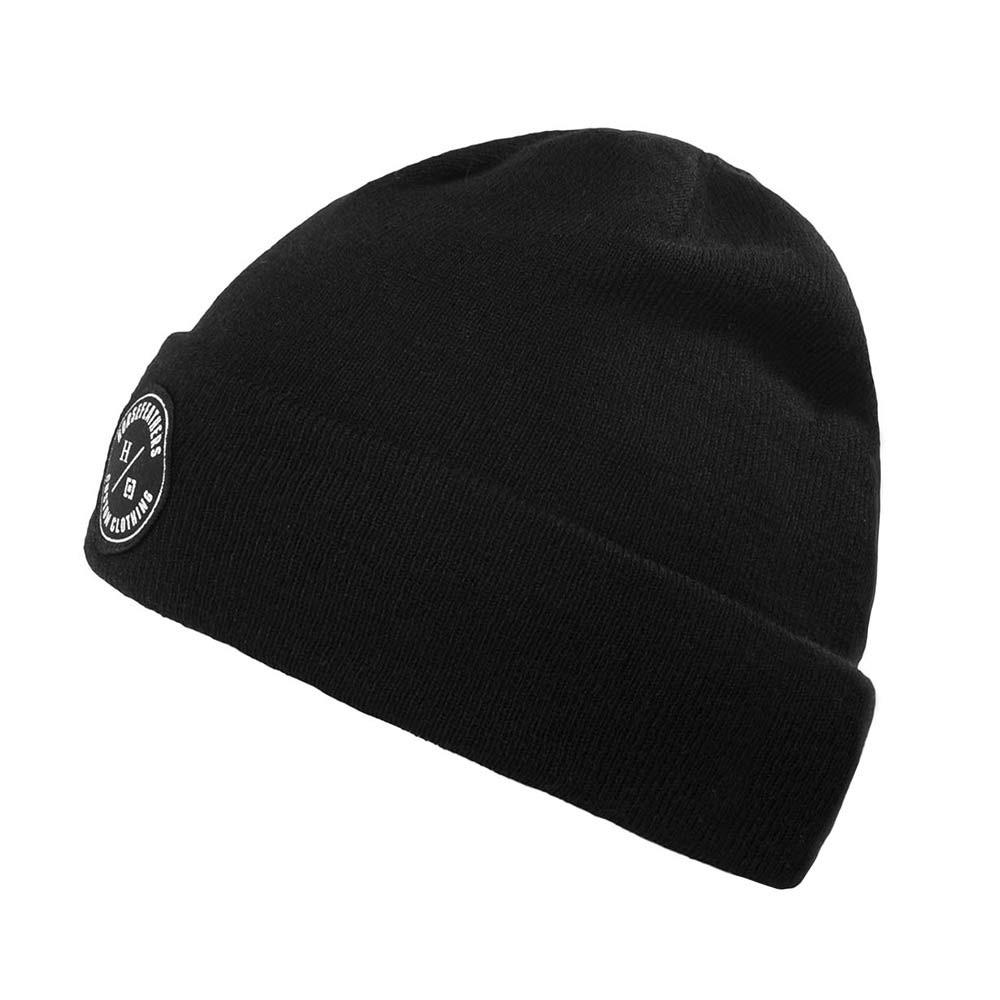 Zimní čepice Horsefeathers Argon black