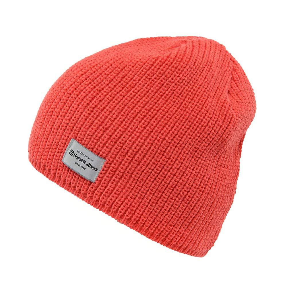 Zimní čepice Horsefeathers Berta orange