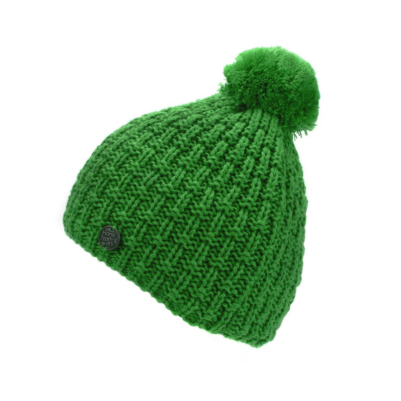 Zimní čepice Horsefeathers Blake green
