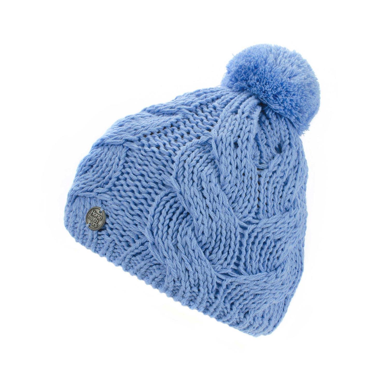 Zimní čepice Horsefeathers Devon sky blue