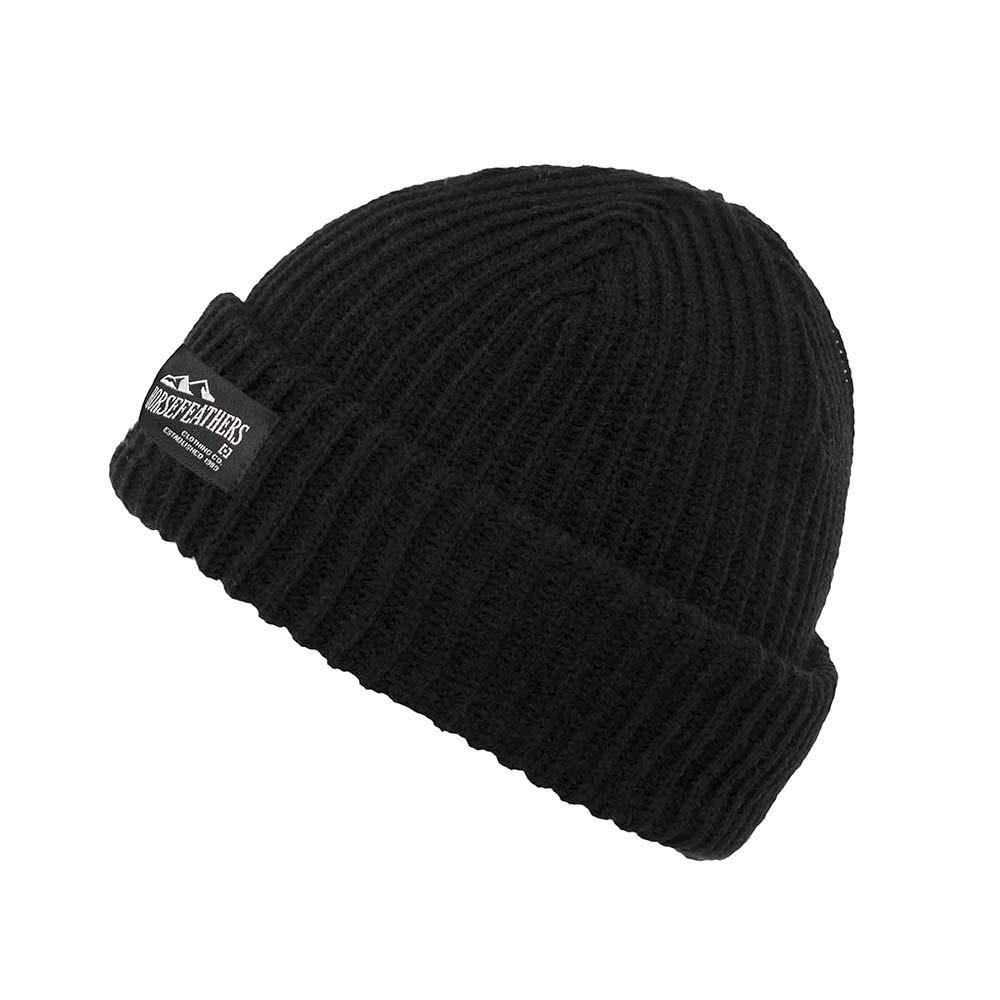 Zimní čepice Horsefeathers Ebba black